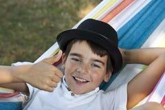 Smiling joy Stock Photography