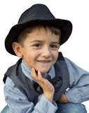 Smiling kid Stock Images