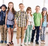 Smiling kids Royalty Free Stock Images