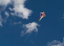 Smiling kite Stock Image