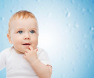 Smiling little baby Royalty Free Stock Images