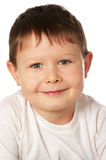 Smiling little boy Stock Photo