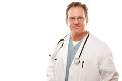 Smiling Male Doctor Stock Photos