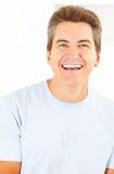 Smiling man Stock Image