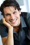 Smiling man Royalty Free Stock Photo