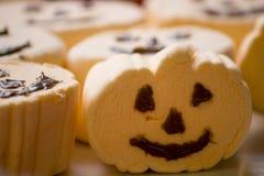Smiling Marshmallows Royalty Free Stock Photos