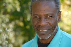 Smiling mature man Royalty Free Stock Image