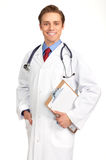 Smiling medical doctor Royalty Free Stock Photo