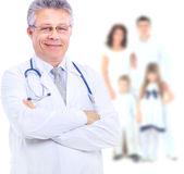 Smiling medical Royalty Free Stock Photography