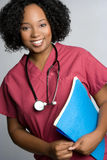 Smiling Nurse Royalty Free Stock Photo