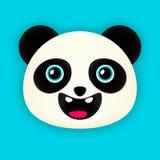 Smiling Panda Stock Photo