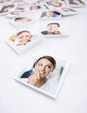 Smiling People Royalty Free Stock Image