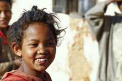 Smiling poor african girl, Africa Stock Photos