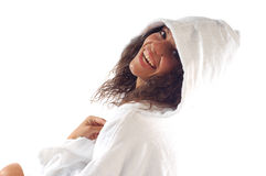 Smiling portrait Stock Image