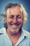 Smiling portrait man Royalty Free Stock Image