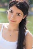 Smiling pretty girl Stock Image