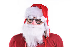 Smiling Santa Claus portrait Royalty Free Stock Images