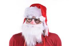 Smiling Santa Claus portrait Royalty Free Stock Images