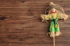 A smiling scarecrow Stock Photos