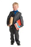 Smiling schoolboy Stock Photography