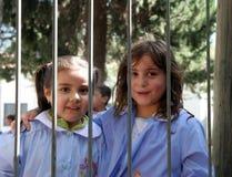 Smiling Schoolchildren Stock Photography
