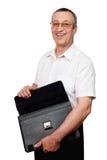 Smiling senior businessman Royalty Free Stock Photography