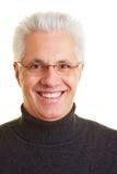 Smiling senior citizen Stock Photos