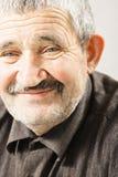 Smiling senior man Stock Photography