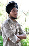 Smiling sikh boy Stock Photography