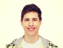 Smiling student boy Royalty Free Stock Photo