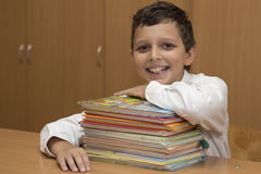 Smiling student Royalty Free Stock Photo