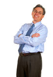Smiling Successful Businessman Royalty Free Stock Images