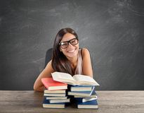 Smiling teacher Royalty Free Stock Image