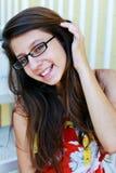 Smiling teen Royalty Free Stock Photo
