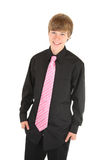 Smiling Teen boy Royalty Free Stock Images