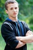 Smiling Teen Boy Stock Photos