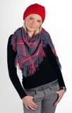 Smiling teen girl Royalty Free Stock Image
