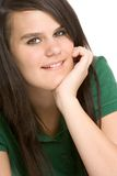 Smiling Teen Girl Royalty Free Stock Image