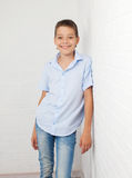 Smiling teen Royalty Free Stock Image