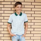 Smiling teen outdoors at summer stock images