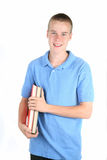 Smiling Teenage  Boy Stock Photography