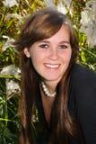 Smiling Teenage Girl Royalty Free Stock Photo