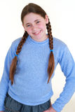 Smiling teenager Royalty Free Stock Image