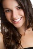 Smiling Teenager. Happy smiling teenager girl closeup Royalty Free Stock Image