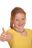 Smiling Teenager Stock Photo