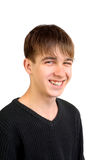 Smiling teenager Royalty Free Stock Photo