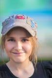 Smiling Teenager Girl Royalty Free Stock Photo