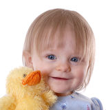 Smiling Toddler Stock Images
