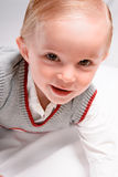 Smiling Toddler Stock Photography