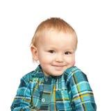 Smiling two-year boy Stock Photos
